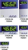 JUMO iTRON – Compact controller, 702040, 702041, 702042, 702043, 702044