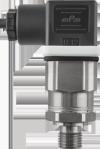 JUMO MIDAS S05 – pressure transmitter (type 40.1010)