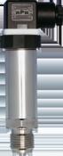 JUMO dTRANS p30 pressure transmitter (type 40.4366)