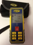 SPECTRA QM55: Multi-functional Laser Distance Meter (hand-held), 50m