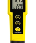 Hand-held digital pH Meter, BW10